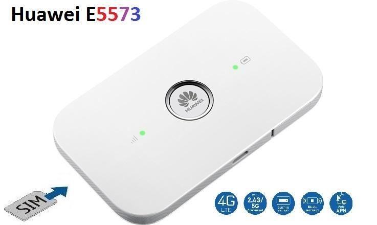 Thiết bị phát wifi 4G Huawei E5573 chính hãng